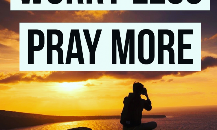 PRAYER CHANGES THINGS !