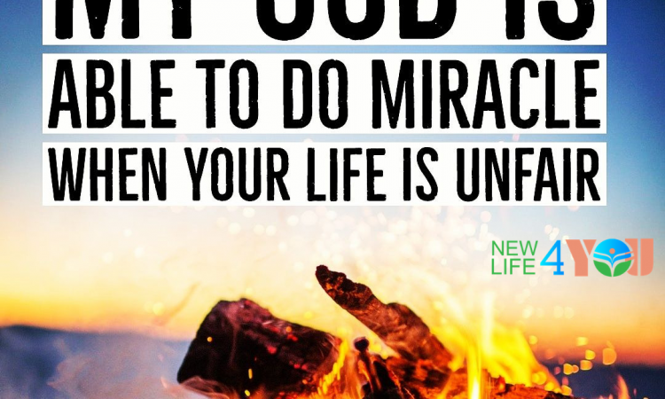 MY GOD IS ABLE TO MIRACLES