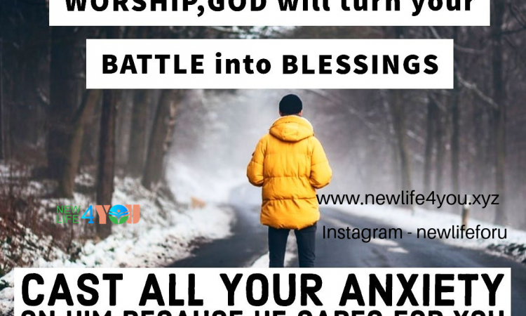 God Will Turn Your Battle into Blessings