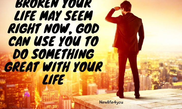 Resolve to focus your life on Jesus.