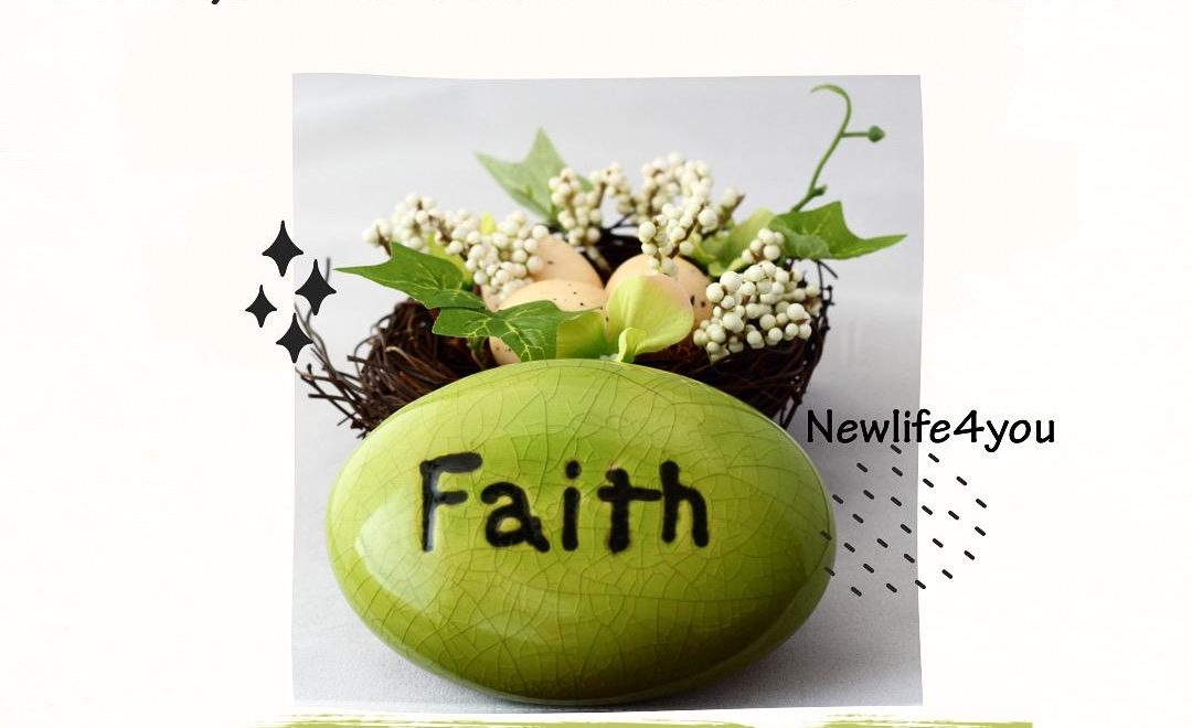 FAITH DOES NOT MAKE THINGS EASY,BUT IT MAKE THINGS POSSIBLE.